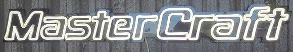 MASTERCRAFT LED SIGN