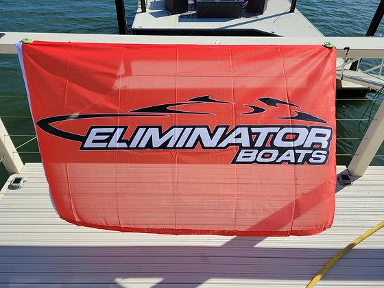 ELIMINATOR FLAG (3'x 5')