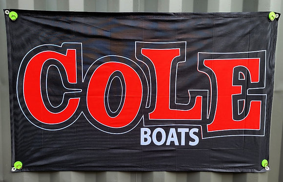 COLE BANNER (3'X5')