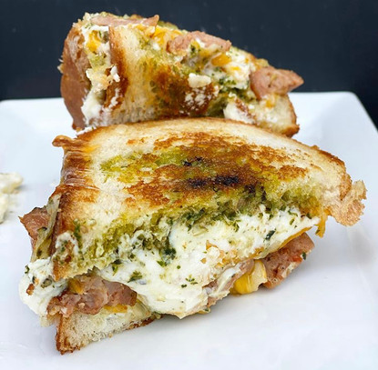 Artisan Grilled Cheese