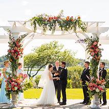 Atlantic Resort at Wyndham Newport Wedding Ceremony