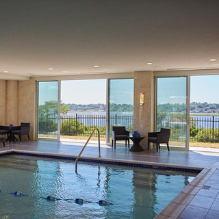 Scenic Pool at Wyndham Newport Hotel