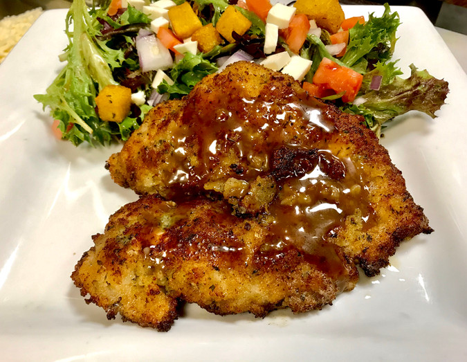Chicken Capricosa