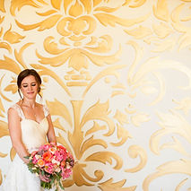 Atlantic Resort at Wyndham Newport Wedding Bride