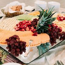 Atlantic Resort Newport Wedding Food