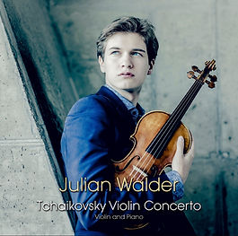 CD Label Orpheus Classical Julian WALDER