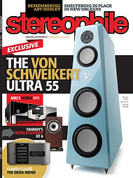 Stereophile Vol 43, NO 7, ULTRA 55 Review