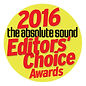The Absolute Sound Editors' Choice Award 2016
