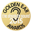 Golden Ear 2015 Award
