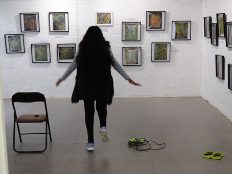 Joyti Kaur Kalsi : Art Expedition