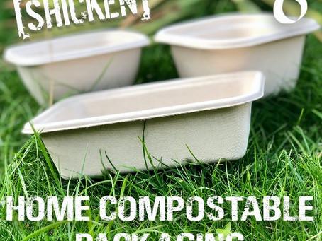 100% plastic free packaging