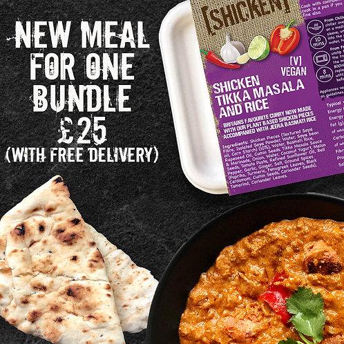 Meal-For-One Bundle Box 1.6kg [vegan] Serves 1-2