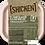 Thumbnail: [SHICKEN] Garlic & Coriander Flame Baked Naans 190g [vegan] - Serves 2 - Mild