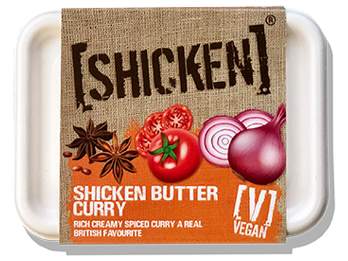 [SHICKEN] Butter Curry 350g [vegan] - Medium
