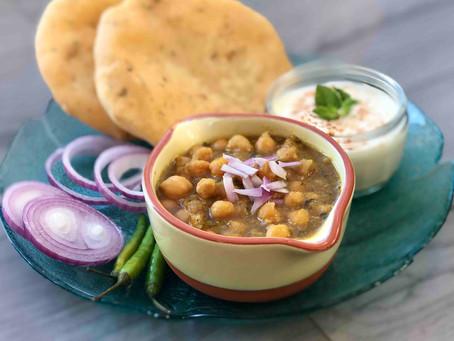 Chola Bhatura recipe
