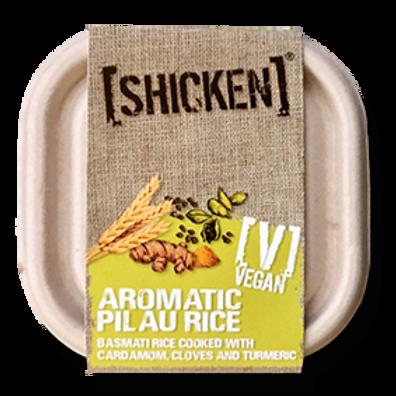 [SHICKEN] Aromatic Pilau Rice 200g [vegan] - Serves 1 - Mild