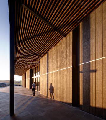 MANDALAY BEVERIDGE GOLF CLUBHOUSE - BayleyWard Architects