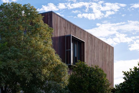 McKINNON RESIDENCE - Julia Thomas Architects