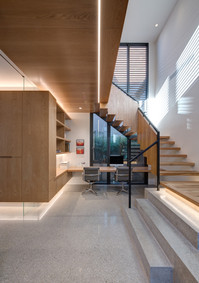 PARKVILLE HOUSE - JAM Architects
