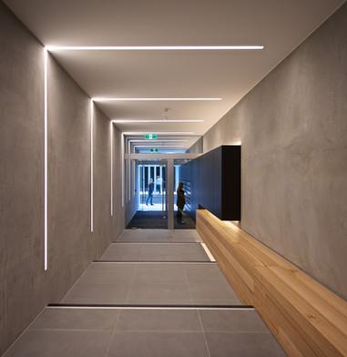 CHAPEL STREET APARTMENTS - SJB Architects