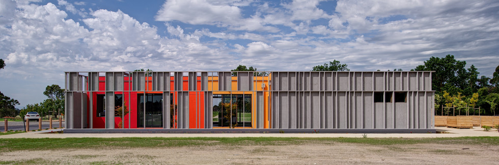 BROMPTON PAVILION - Craig Tan Architects