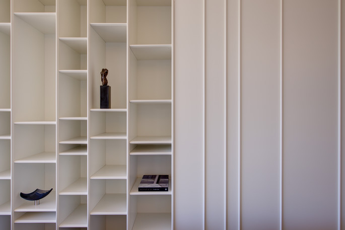 THE DOMAIN APARTMENT - AdeB Architects