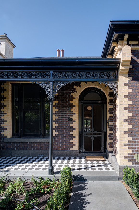 PARKVILLE HOUSE