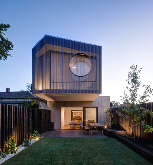 STEPPING STONE HOUSE - Craig Tan Architects