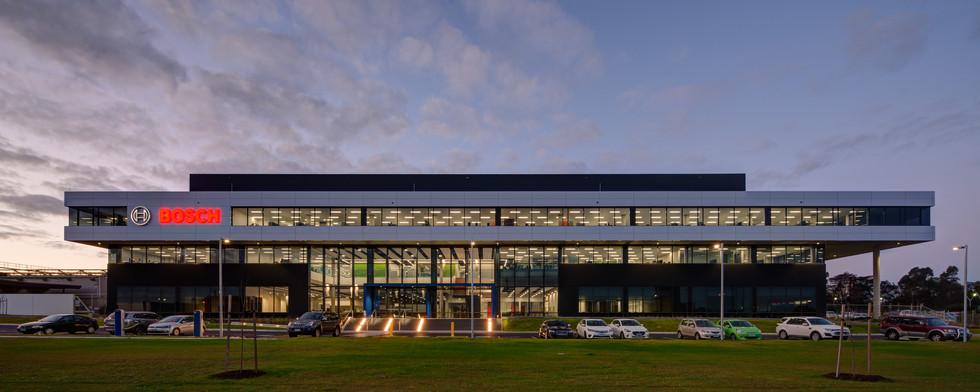 BOSCH CLAYTON - Peddle Thorp Architects - VArc