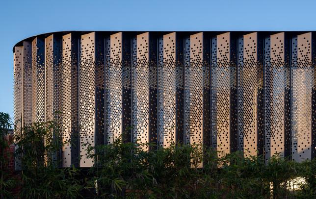 ALBERT PARK RESIDENCE - AdeB Architects