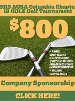Company Sponsorship