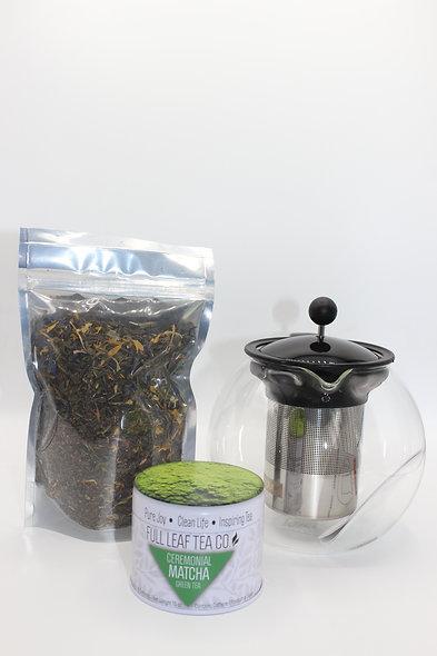 The Tea Connoisseur