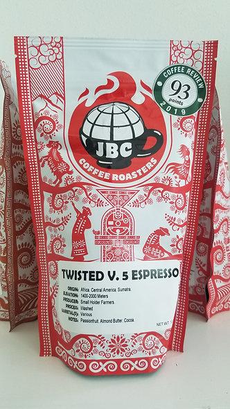 Twisted Espresso
