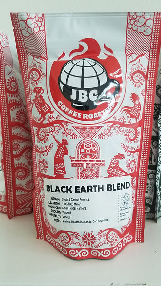 Black Earth Blend [Organic] (12oz)