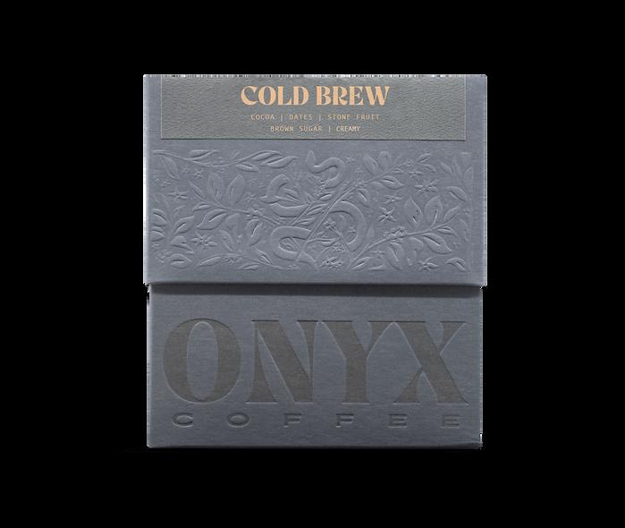 ONYX Cold Brew - 10 oz