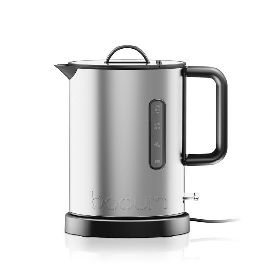 IBIS Electric Kettle Stainless Steel [34 Oz]