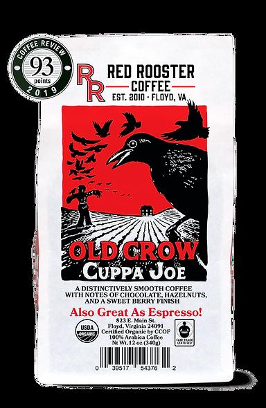 Old Crow Cuppa Joe [Certified Organic] (12oz)