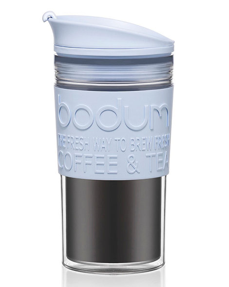 Travel Mug [Blue/Gray/Pink/White] (12oz)