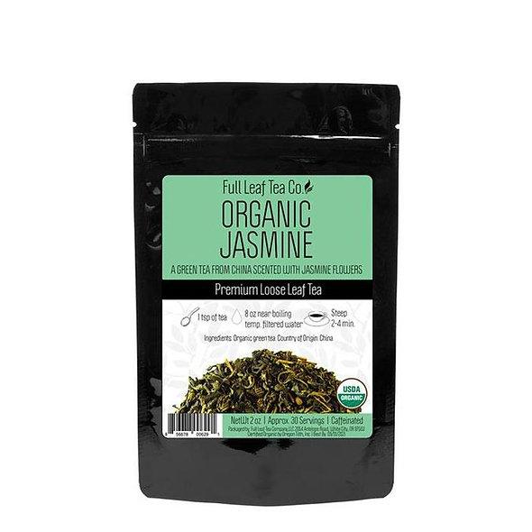 Full Leaf Organic Jasmine