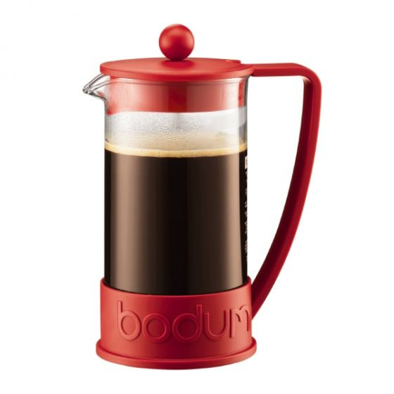 Brazil French Press [Red] (8 Cup/ 34oz)