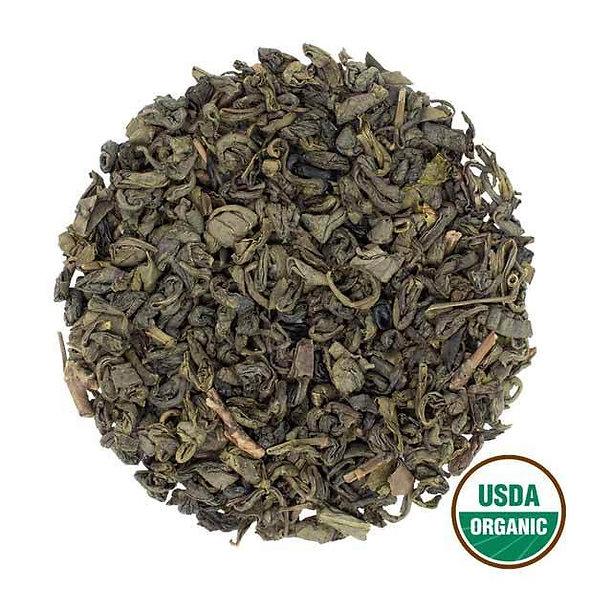 Gunpowder Green Tea [Certified Organic] (3oz)