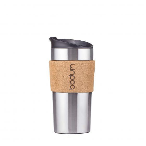 Travel Mug Cork 12 oz