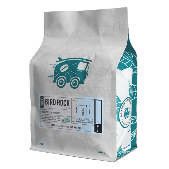 Bird Rock Blend [Certified Organic] (12oz)