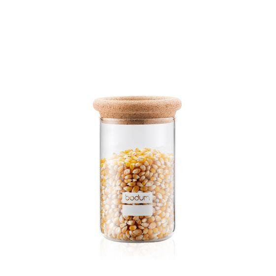 Yohki Storage Jar W/ Cork Lid (68oz)