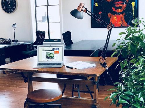 Individual Dedicated Desk