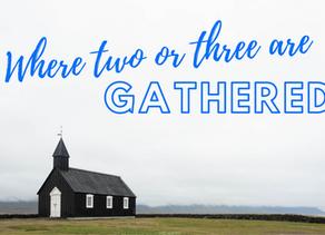 Let's Get Contextual: Matthew 18:20