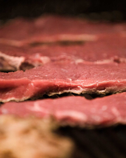 Osteria de' Peccatori Firenze interno cucina chef tagliata cucina toscana carne toscana carne alla griglia