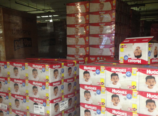 WPA Diaper Bank Rises To Huggies Challenge