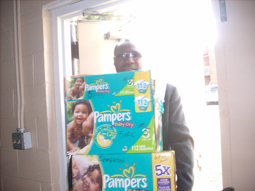 Hill District 'Bank' Takes In, Gives Out Diapers