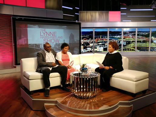 KDKA-TV's Lynne Hayes-Freeland Show